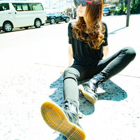 Punk cool beauty3