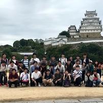 【夏合宿2018】集合写真@姫路城