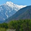 タムキューで撮る北葛岳