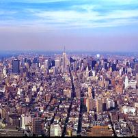 ニューヨーク from ツインタワー