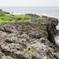 沖縄本島最北端の眺め