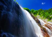 初夏の滑川大滝  3