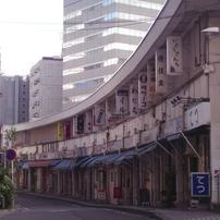 「横浜 都橋商業ビル」 Konica Acom-1 (film)