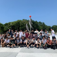 【夏合宿2019】集合写真@国営海の中道海浜公園