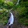 紅葉川渓谷  布引の滝