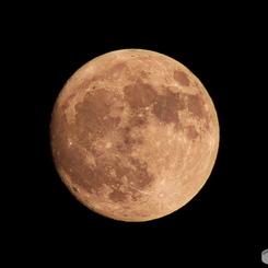 11月11日の満月
