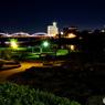 前橋公園の夜景