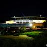 前橋のヤマダグリーンドーム夜景②