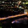 前橋の夜景①