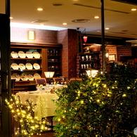 前橋の老舗レストラン夜景④