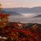 秋深まる朝