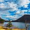 冬晴れの湖2