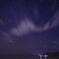 南三陸の星景