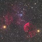 クラゲ星雲 2020.01.04