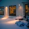 雪の湘南レストラン