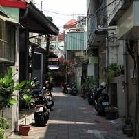 台湾 台南 路地裏(364)