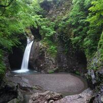 大釜の滝Ⅱ