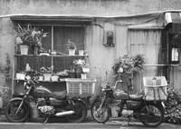 新富2丁目に残る昭和