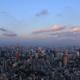 2年前の思い出「東京夕景」