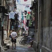 あの日、ぼくが見ていた中国-上海の風