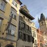 チェコ(361)プラハ旧市庁舎街