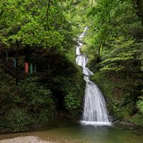 奥三河の百選滝