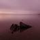色のつく湖