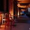 夜の赤煉瓦倉庫