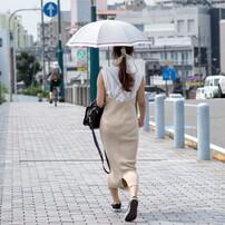 夏景色‥最高気温は34℃