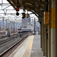 大垣駅の意外と広い構内