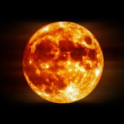中秋の名月(太古の月に思いを馳せて)