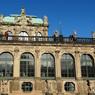 ドイツ(476)ドレスデンの青い空