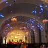 ウイーン(490)シェーンブルン宮殿・ナイトコンサート休憩中