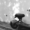 恵比寿のバイク
