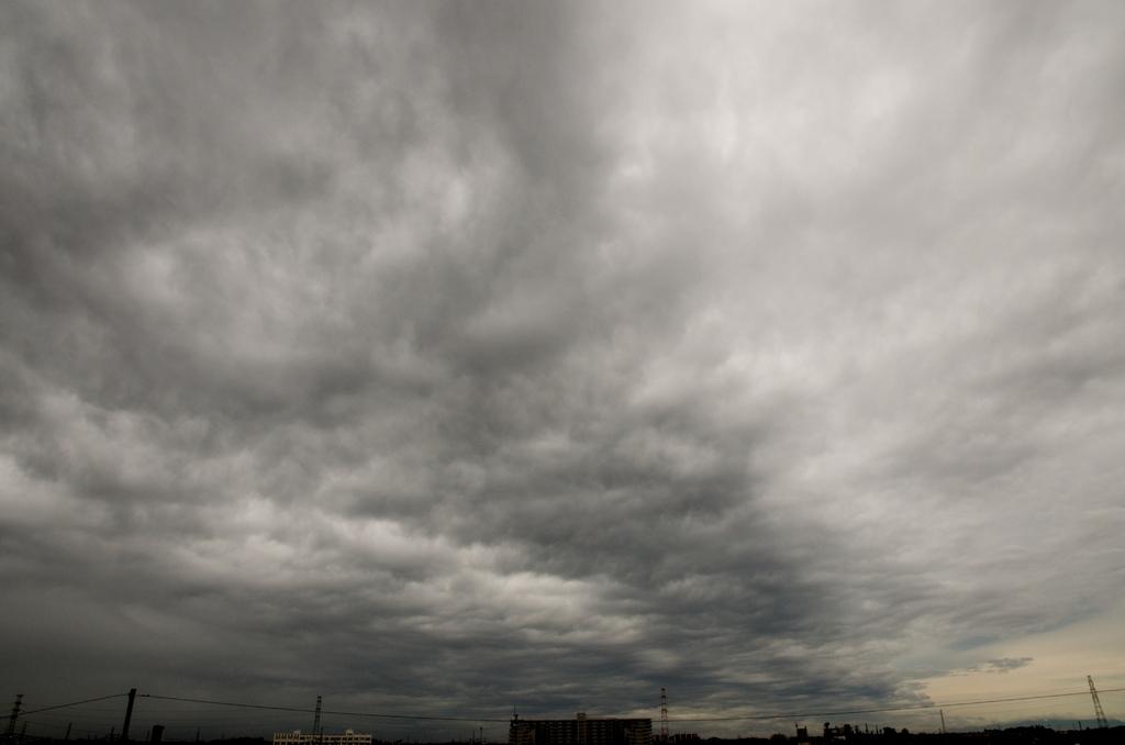 ある雲の終わり