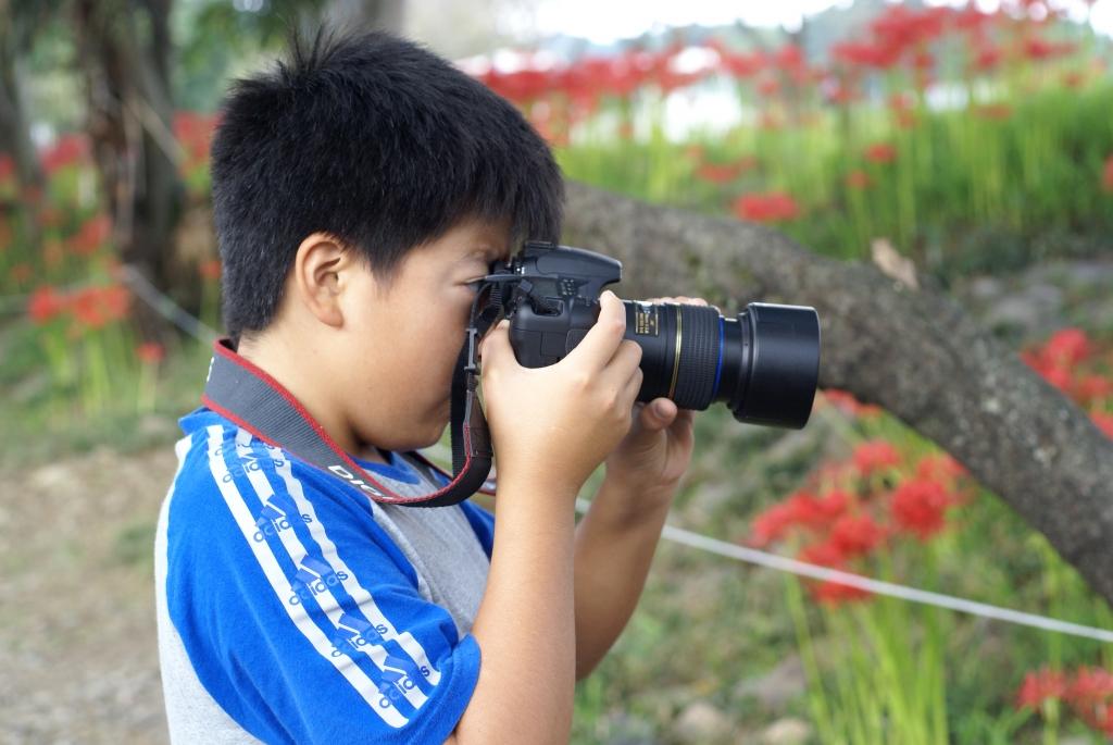 親戚のガキンチョにカメラとられました(T^T)