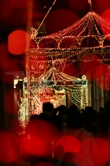 夜中のサーカス
