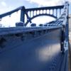 清洲橋のボルト
