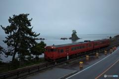雨晴海岸02