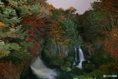 竜頭の滝(iso25600)