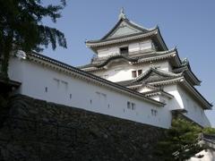 和歌山城・天守閣