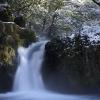 菊池渓谷 雪景色 IMG_0748m
