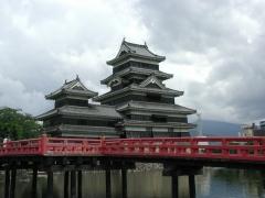 it's a Japanese Castle