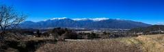 駒ヶ岳 中央アルプス