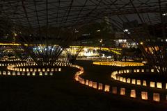 水都大阪灯明