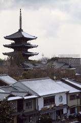 京都東山 八坂の塔