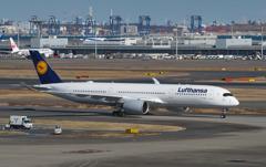 ルフトハンザ A350
