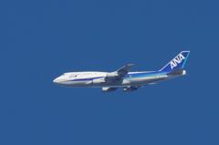 あと10日 -ANAのジャンボ 最後の1機-