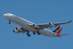A340はかっこいい