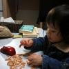 子供は柿の種が好物-2008年02月20日-